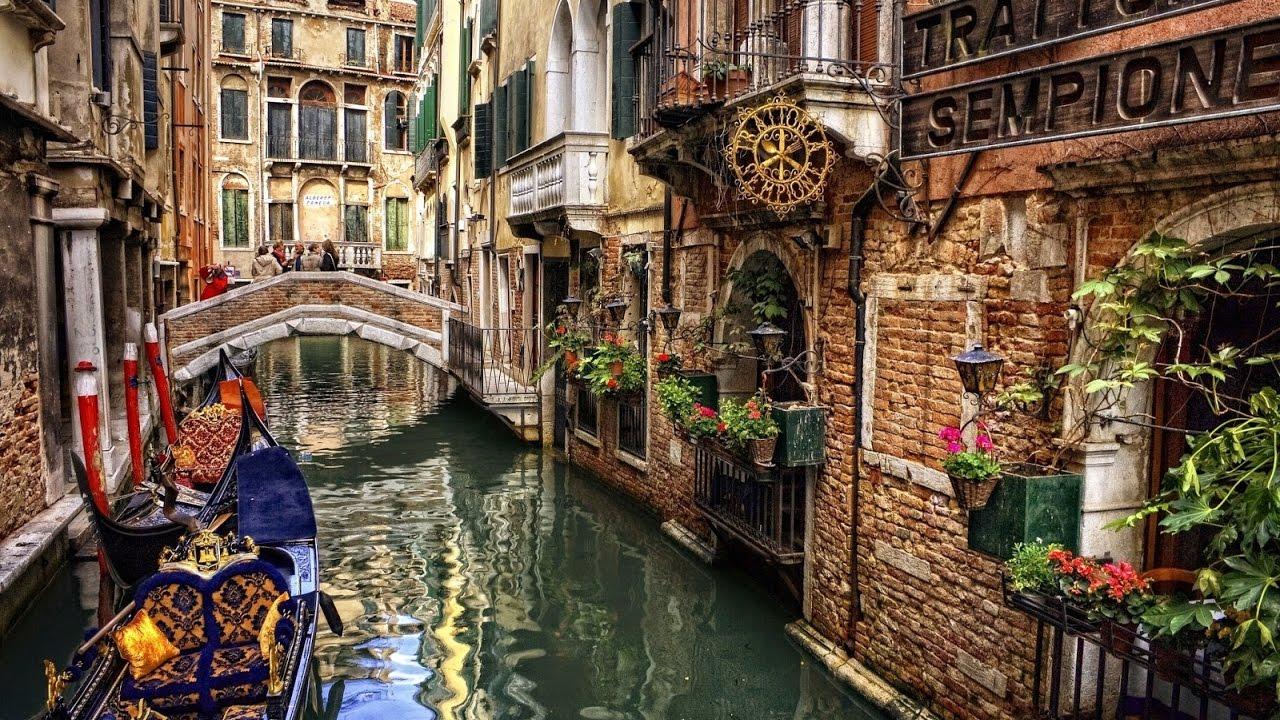 appartamento con canale venezia